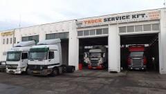 Truck Service - Nagykanizsa